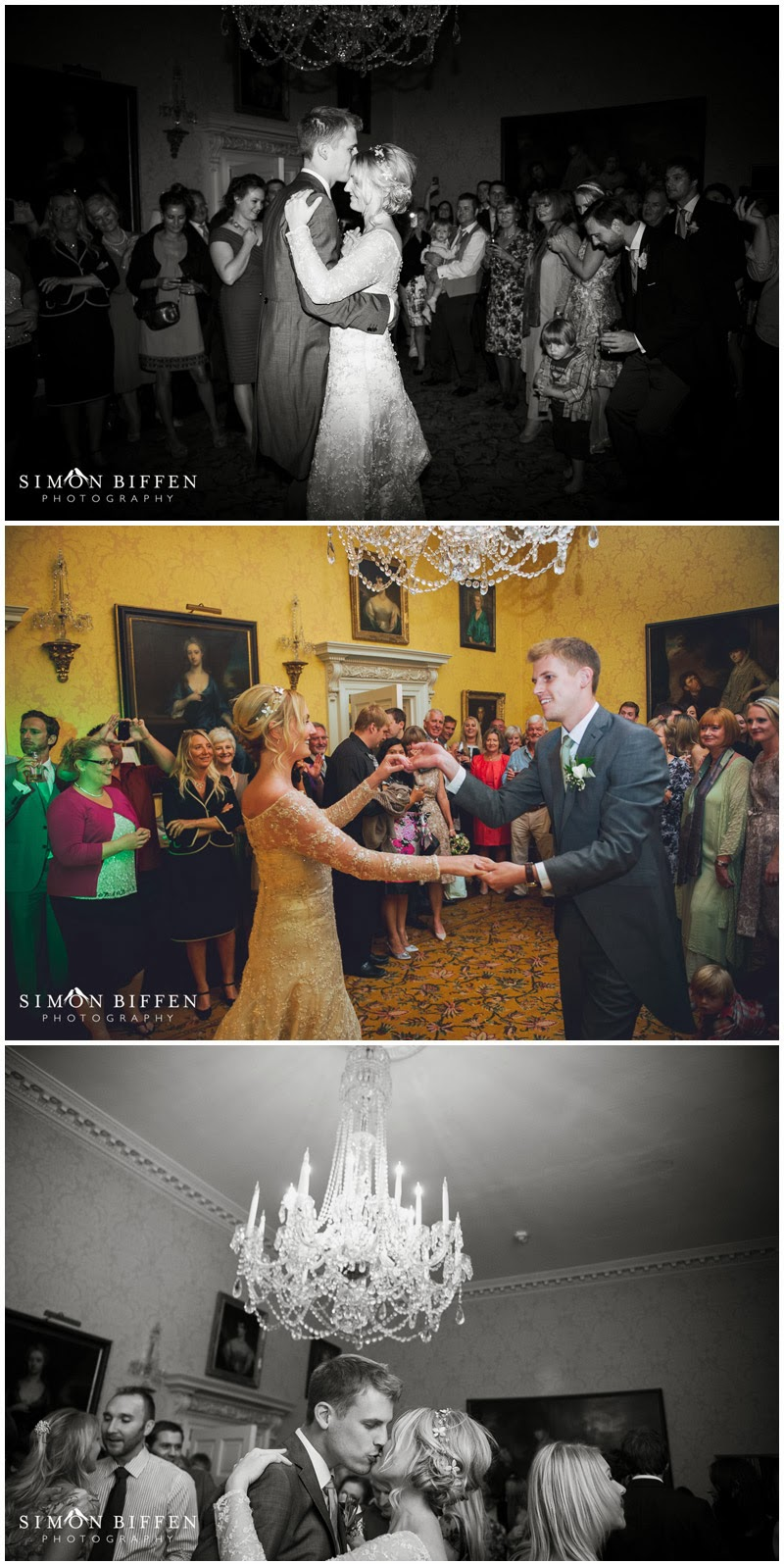 First dance at Ston Easton