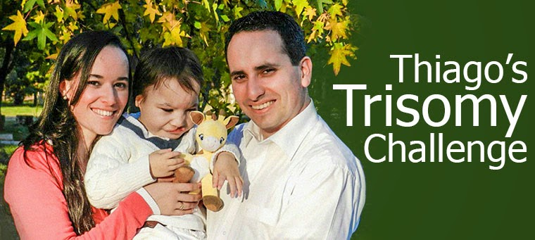 Thiago's Trisomy Challenge: A medical journey, from Uruguay to Utah