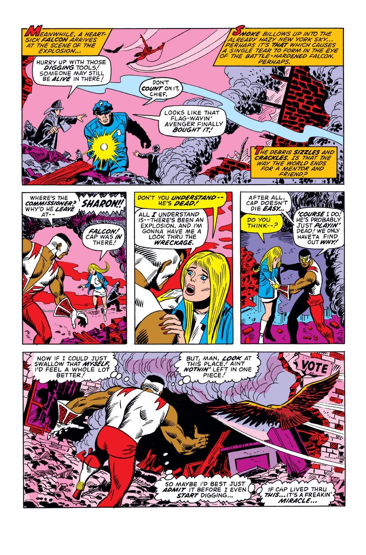 Captain America (1968) Issue #157 #71 - English 12