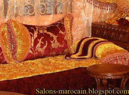 Boutique Salon marocain 2018/2019: Décoration marocain