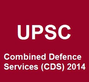 UPSC CDS II Exam 2014