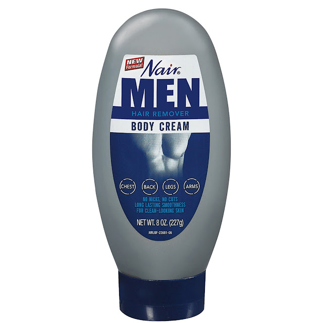 Facial Hair Removal Cream For Men