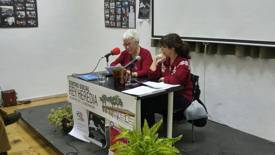 Charla Yayo Herrero. 3 marzo 2016