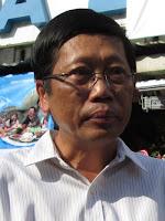 Ông Nguyễn Phước Trung, Giám đốc Sở Nông nghiệp và Phát triển nông thôn