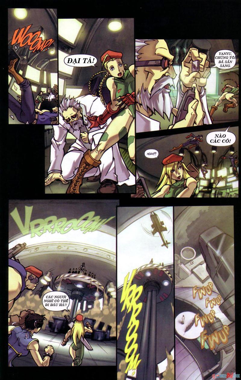 Street Fighter chap 12 - Trang 15