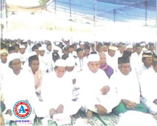 Disayangkan, Bupati Tak Hadiri Ritual Do'a Dana dan Dzikir Akbar