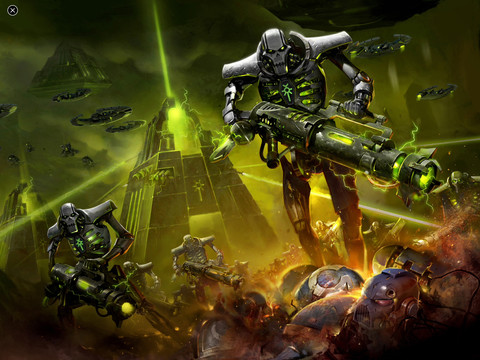 The First Necron Leaks....... Dynastic Codes