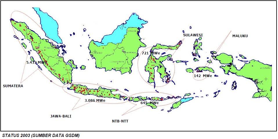 Potensi Energi Primer di Indonesia - anak muda berkarya