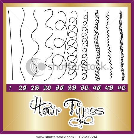 Hair Types Chart 4a 65