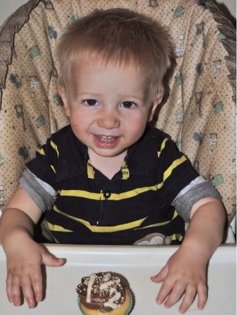 Stephen (19 months)
