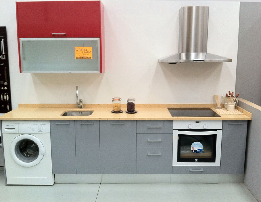 Muebles De Cocina Muy Baratos. M S De Fotos De Cocinas Peque As De ...