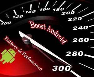 Speed Up Your Android Device now
