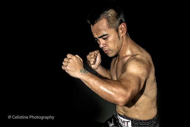 Marc Marcellinus ONE FC MMA Sabah Malaysia