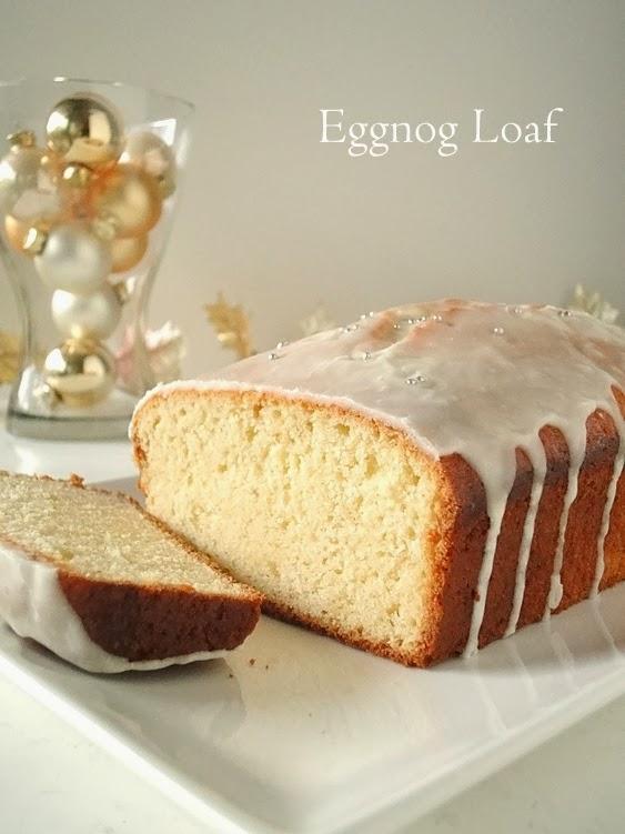 tast-e | baking and caking adventures: Eggnog Loaf
