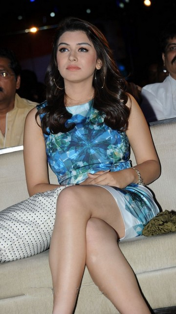 Hansika Motwani Latest Hot Picures