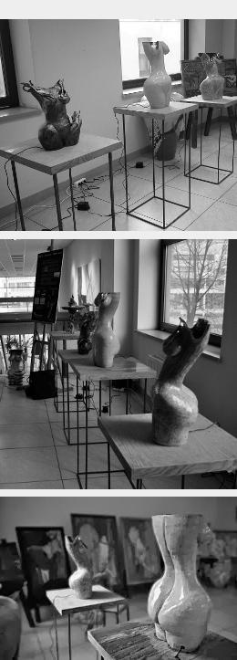 Ekspozycja wystawy: