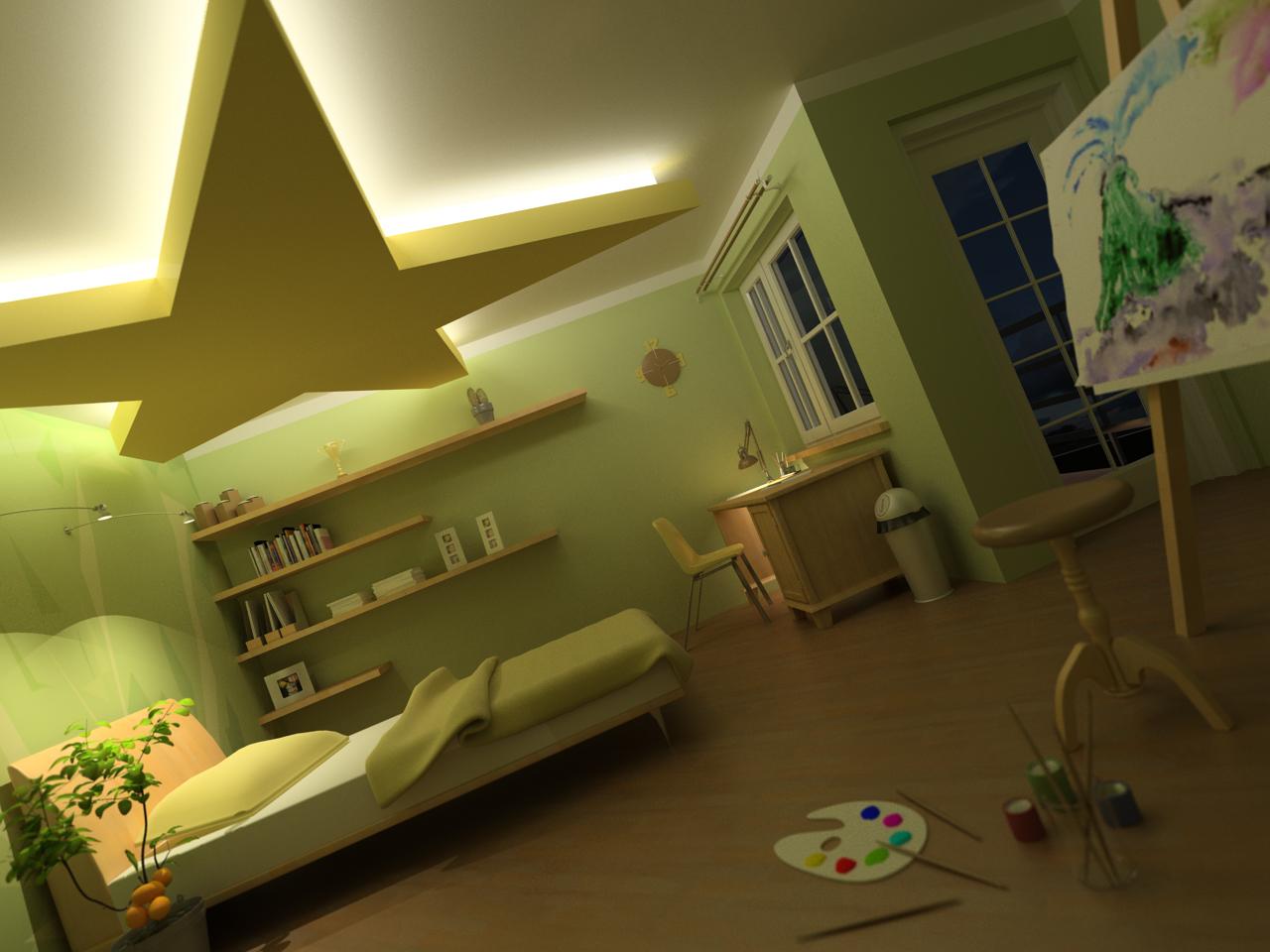 Philippine dream house design interior color design for 3d room color design