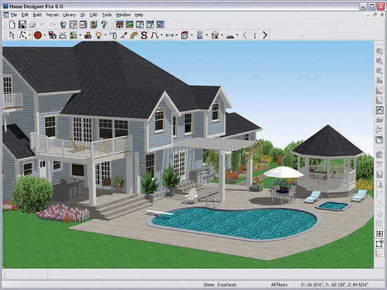 Home design house designs home designs plans home for Custom home designs online