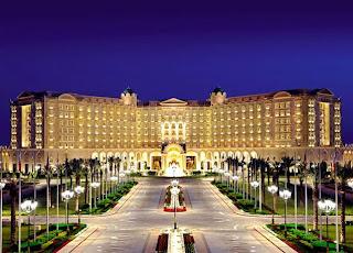 Ritz Carlton Hotel Riyadh