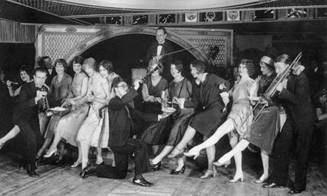 flappers 1920 club