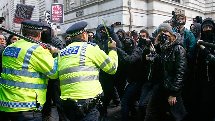 UK police misuse pre-charge bail to ban activists from protesting