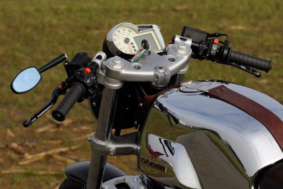 Racing Caf U00e8  Moto Guzzi Bellagio  U0026quot 936 Cr U0026quot  By Italo Motos