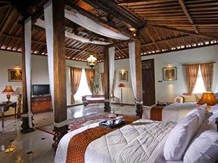 Hotel Bintang 4 Jogja - Joglo Plawang Boutique Villa