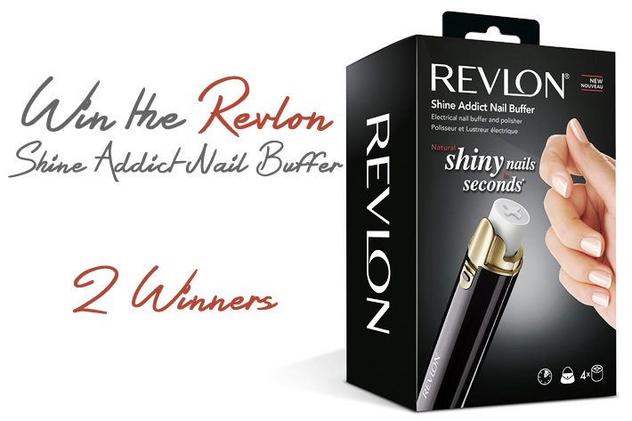 Win the Revlon Shine Addict Nail Buffer
