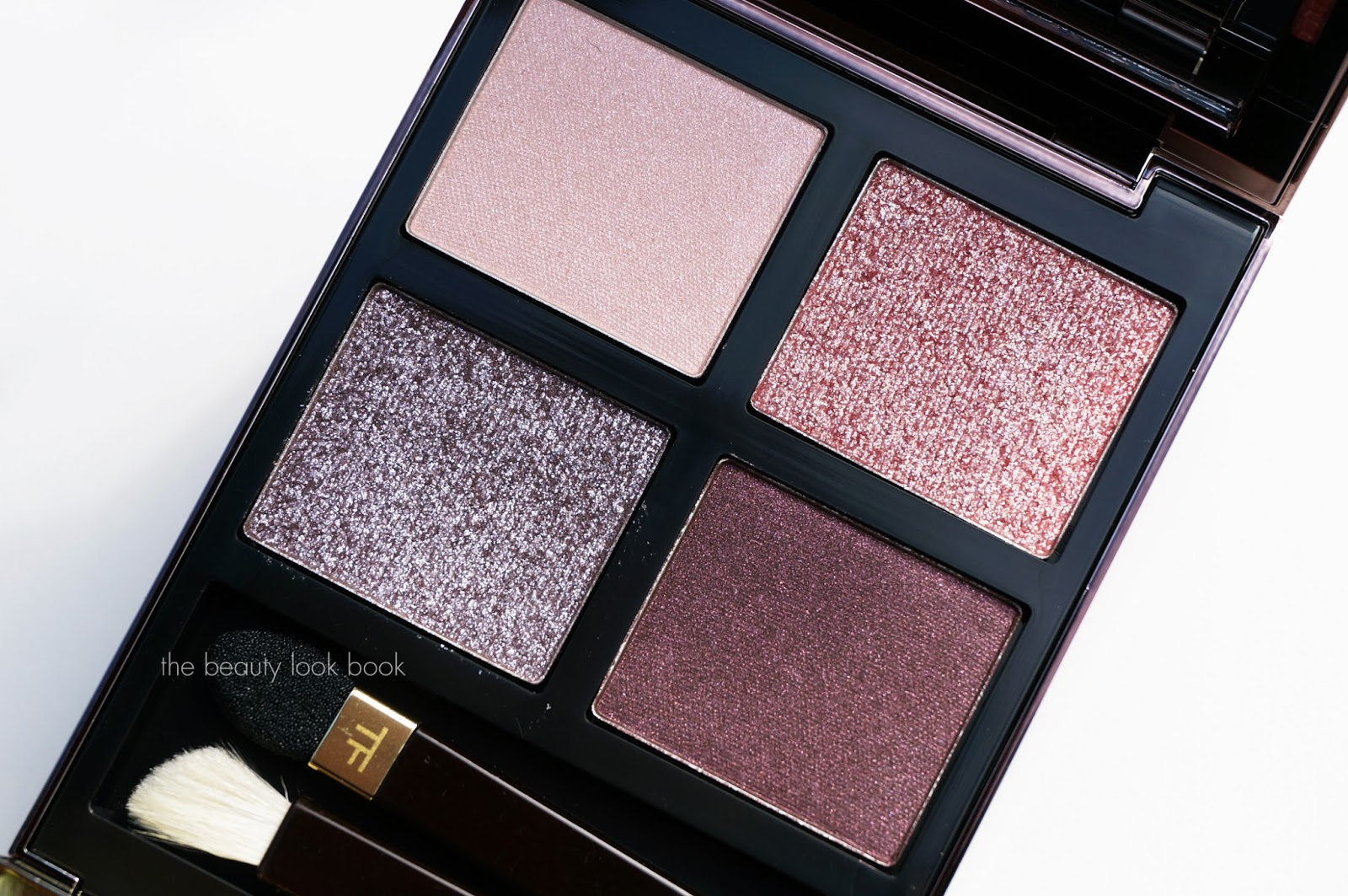 Tom Ford Seductive Rose Eye Color Quad The Beauty Look Book