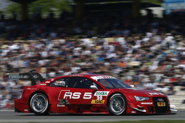 DTM Rusia - Audi