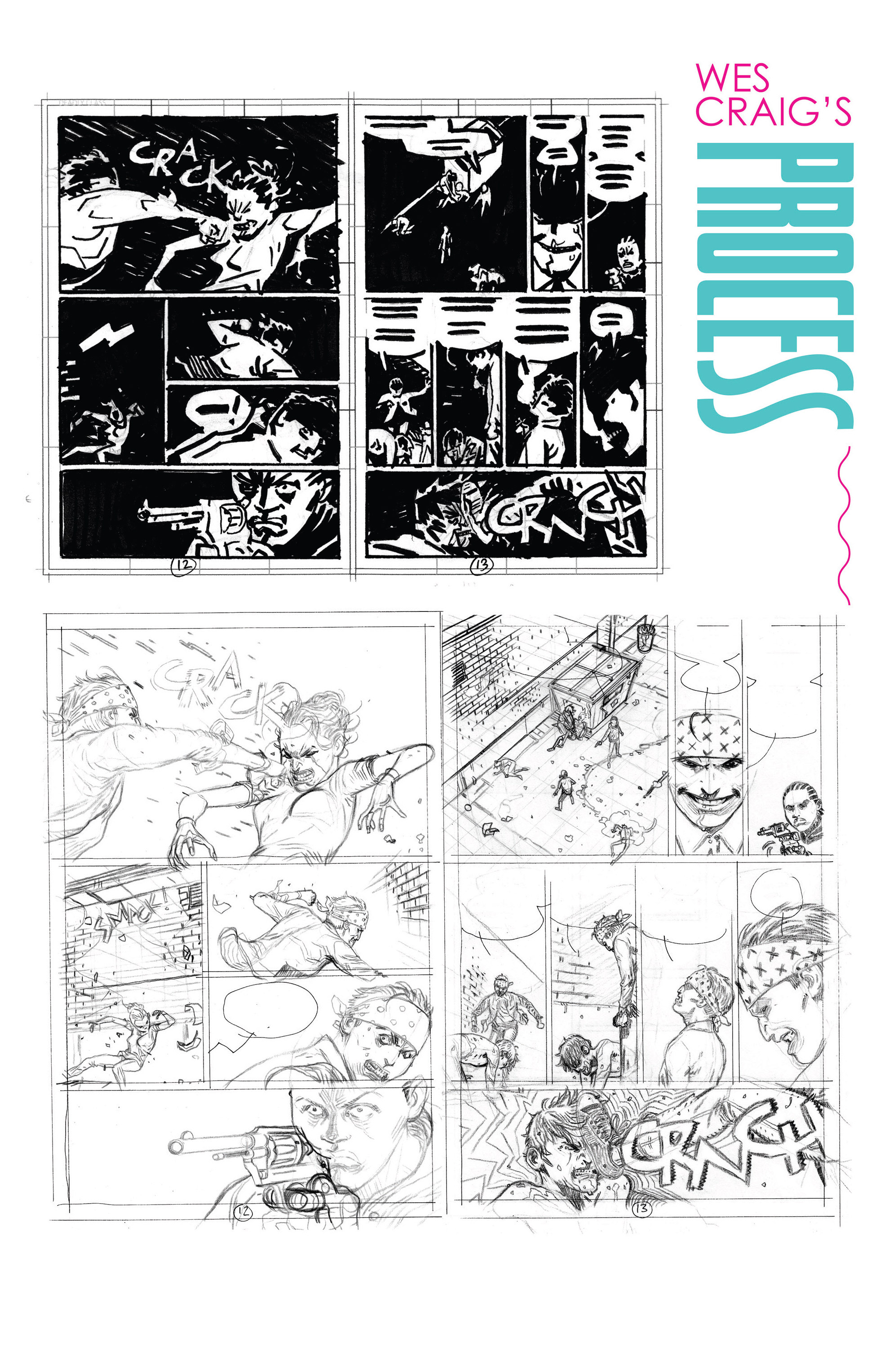 Read online Deadly Class comic -  Issue #6 - 27