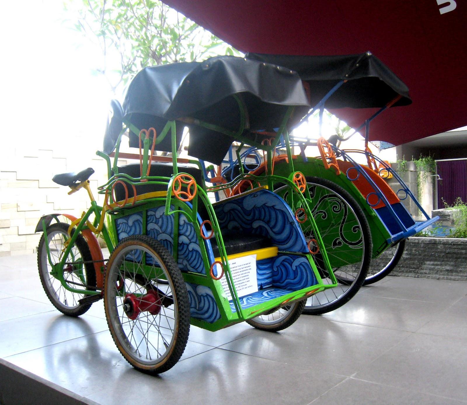 Museum Becak