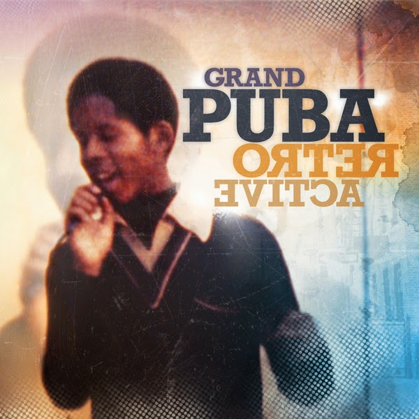 Grand Puba - RetroActive Cover