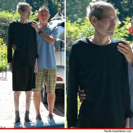Steve Jobs Cancer Picture