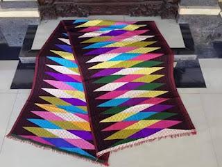 Model Baju Batik Rangrang Untuk Orang Gemuk