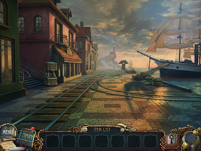 Azada 3: In Libro Collector's Edition Screenshot 5