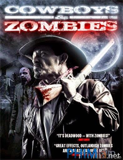 Cao Bồi Và Zombie