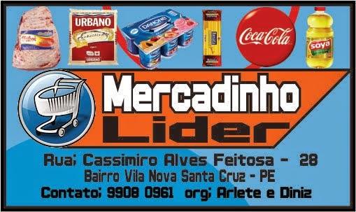 MERCADINHO LÍDER