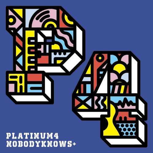 [Single] nobodyknows+、 machaco – PLATINUM 4 (2015.09.16/MP3/RAR)