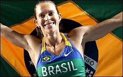 Fabiana Murer medalha de ouro Mundial de Atletismo 2011