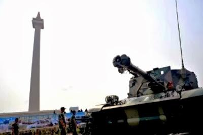 Sistem Pertahanan Bawah Tanah Jakarta. PROKIMAL ONLINE Kotabumi Lampung Utara