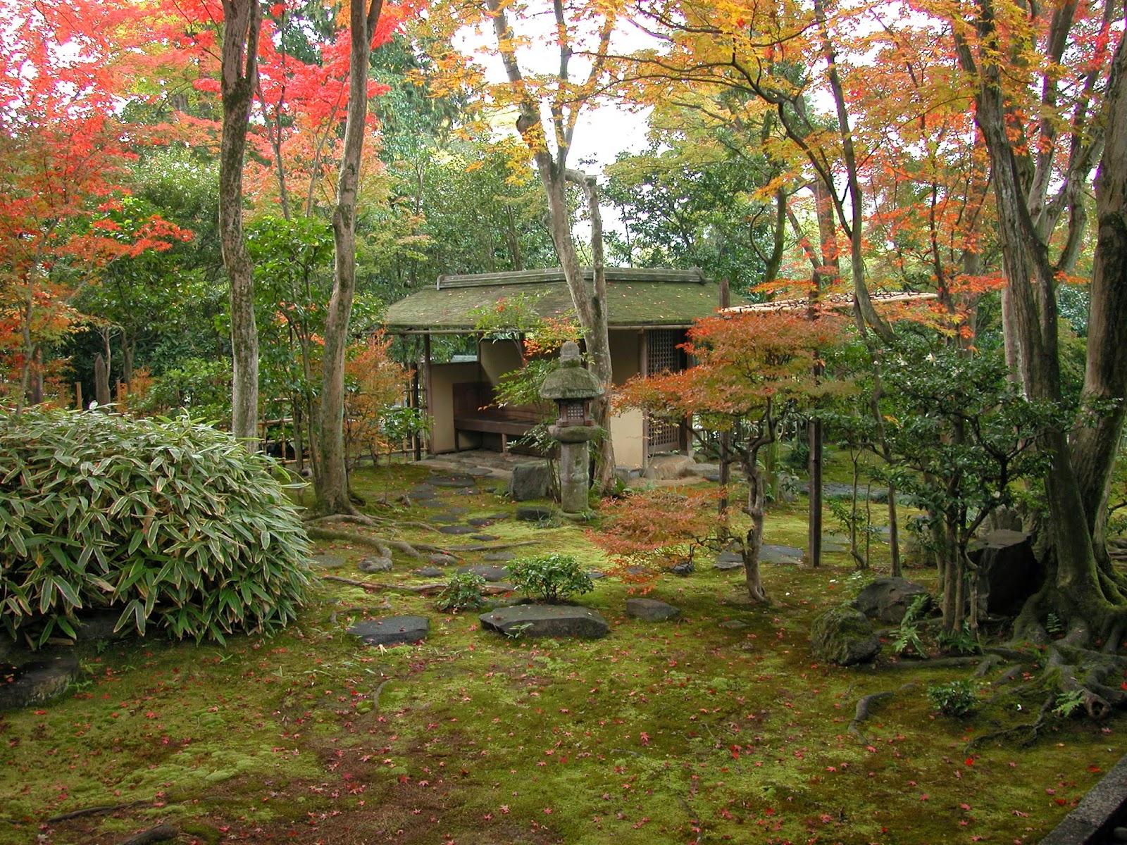 Robert ketchell 39 s blog roji a path between worlds for Outer garden