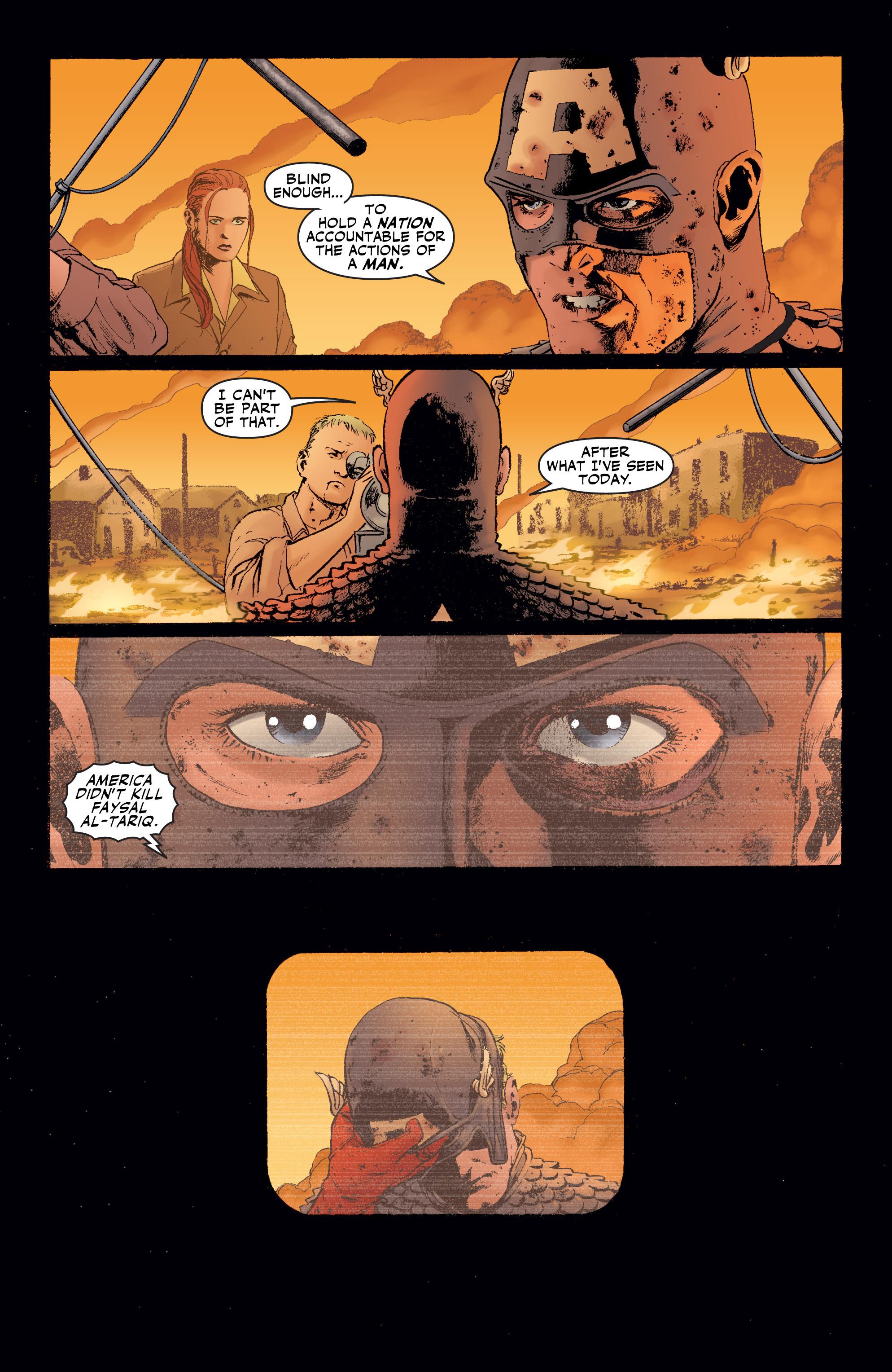 Captain America (2002) Issue #3 #4 - English 22