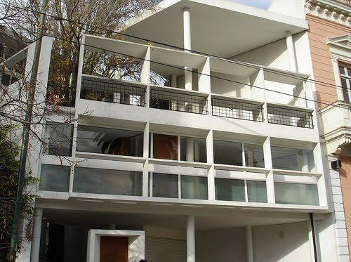 Arquitectura y tecnolog a casa curuchet le corbusier - Casas de le corbusier ...