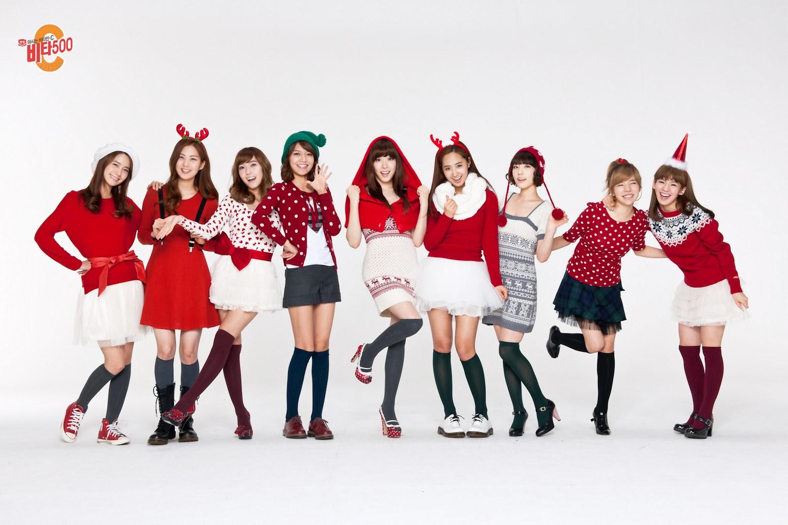 12 Days of Korean Christmas: Day 9: Maids a Dancing - Seoul Eats