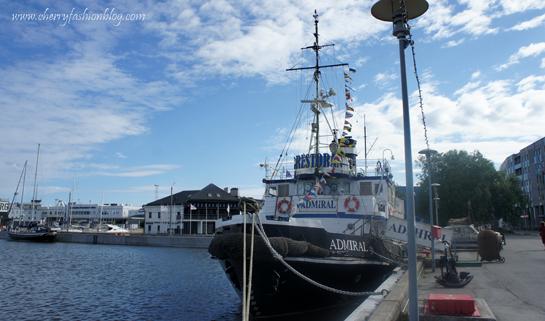 Admiral Restaurant in Tallinn