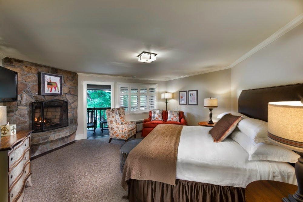 200 Main in Highlands, NC, affordable-lux inn, charming inns in N.C. mountains.