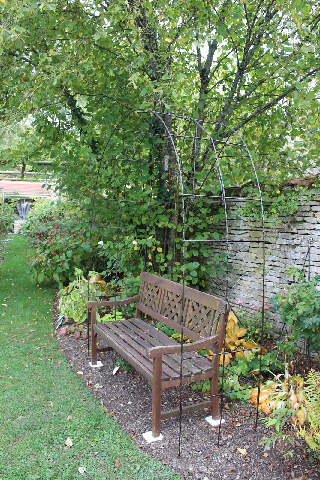 Deco Jardin Fer A Beton - Il y a un petit d?tail qui apporte un suppl?ment de charme ? l