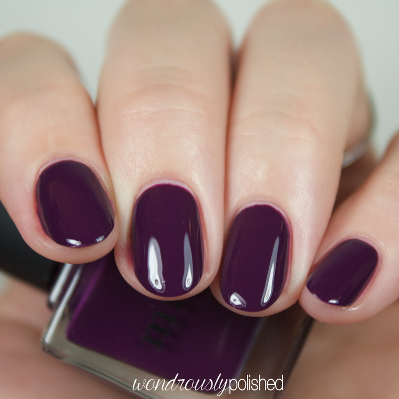 Wondrously Polished: Mischo Beauty - Swatches, Review & Nail Art