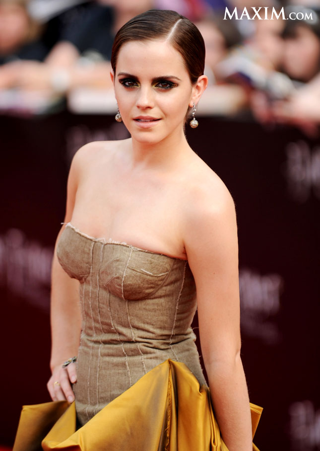 Maxim Hot 100 2013 - #19 Emma Watson